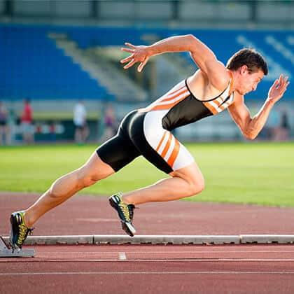 Alta Performance Desportiva Velocidade e Agilidade