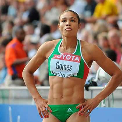 Naide Gomes Campeã Olímpica
