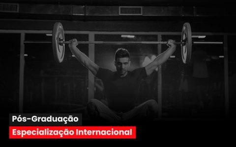 Pós-Graduação / Especialização Internacional em Sports Performance